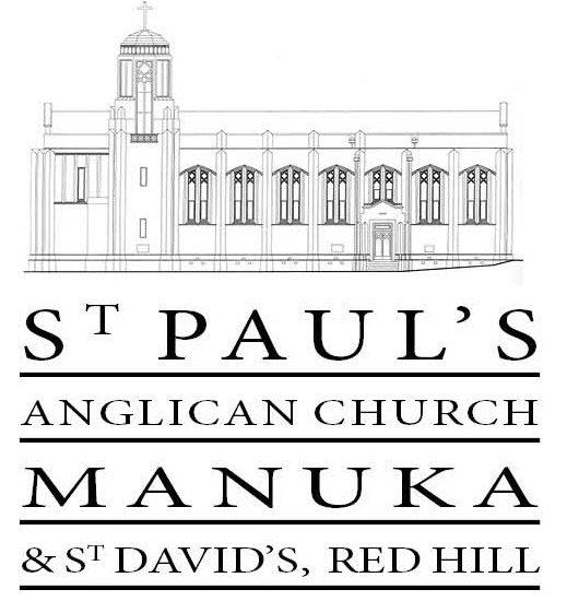 Parish of Manuka, South Canberra